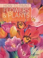 How to Paint Flowers & Plants