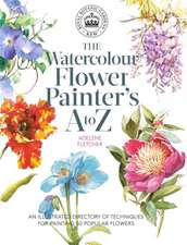 Kew - The Watercolour Flower Painter's A to Z