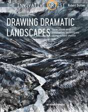 Innovative Artist: Drawing Dramatic Landscapes