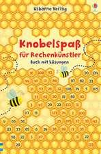 Knobelspaß für Rechenkünstler - Buch mit Lösungen