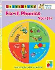 Fix It Phonics Starter Lev Student Bk 1