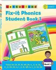 Holt, L: Fix-it Phonics - Level 2 - Student Book 1 (2nd Edit