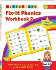 Holt, L: Fix-it Phonics - Level 1 - Workbook 2 (2nd Edition)