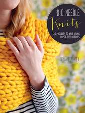 Big Needle Knits: 35 projects to knit using super-size needles