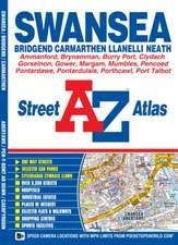 Swansea Street Atlas