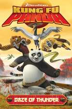 Kung Fu Panda, Volume 1:  Daze of Thunder