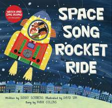Space Song Rocket Ride [With CD (Audio)]:  Un Cuento Matemagico = The Real Princess