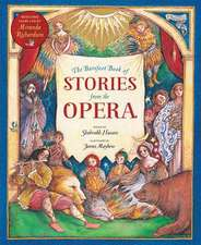 Barefoot Book Stories from the Opera:  A Story from Jerusalem