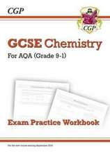 Grade 9-1 GCSE Chemistry: AQA Exam Practice Workbook - Higher