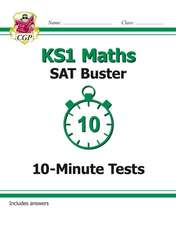 New KS1 Maths SAT Buster: 10-Minute Tests (for tests in 2018