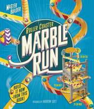 Master Builder - Roller Coaster Marble Run