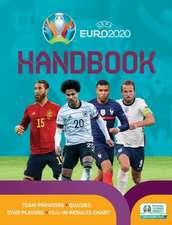 UEFA EURO 2020 Kids' Handbook