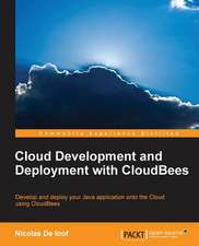 Cloud Development and Deployment with Cloudbees:  Interactive Applications in Python