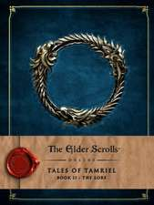 The Elder Scrolls Online:  The Lore
