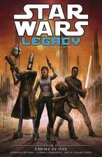 Star Wars Legacy - Empire of One