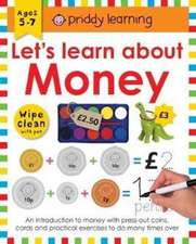 LETS LEARN ABOUT MONEY