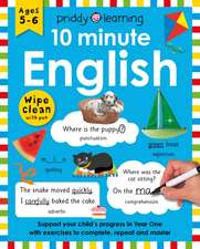 10 Minute English