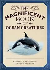 Jackson, T: The Magnificent Book of Ocean Creatures