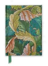 William Morris: Acanthus (Foiled Journal)