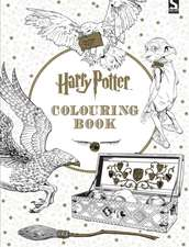 Carte de colorat Harry Potter