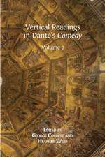 Vertical Readings in Dante's Comedy