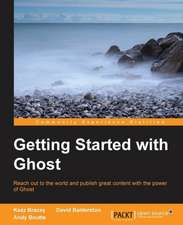 Getting Started with Ghost