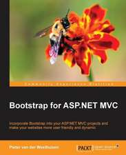 Bootstrap for ASP.Net MVC:  Second Edition