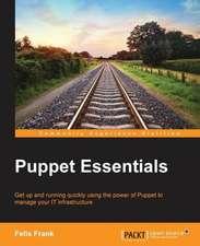 Puppet Essentials