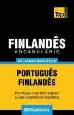 Vocabulario Portugues-Finlandes - 3000 Palavras Mais Uteis:  Geospatial Analysis with Python