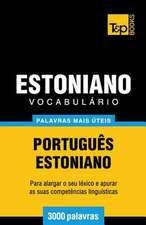 Vocabulario Portugues-Estoniano - 3000 Palavras Mais Uteis:  Geospatial Analysis with Python