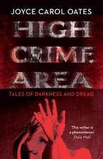High Crime Area