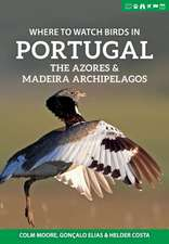 Where to Watch Birds in Portugal, the Azores & Madeira Archipelagos