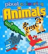 Pixel Colouring Animals
