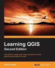 Learning Qgis Second Edition:  A Novel about Taras Shevchenko