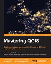 Mastering Qgis:  Building Apps with Html5 Websockets