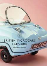 British Microcars 1947–2002
