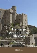 Heritage Architecture Studies