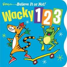 Ripley, R: Ripley's Wacky 123 (Board Book)