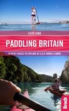 Paddling Britain