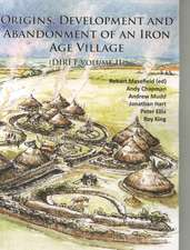 Origins, Development and Abandonment of an Iron Age Village