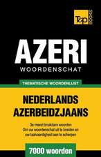 Thematische Woordenschat Nederlands-Azerbeidzjaans - 7000 Woorden:  Proceedings of the 43rd Annual Conference on Computer Applications and Quantitative Methods in Archaeology