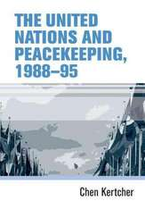 The United Nations and Peacekeeping, 198895