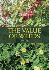 Value of Weeds