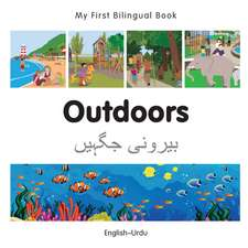 My First Bilingual Book-Outdoors:  The Year of the Rabbit