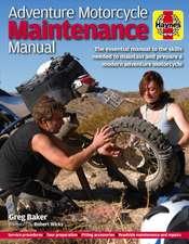 Adventure Motorcycle Maintenance Manual