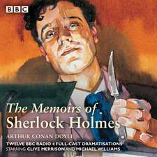 Sherlock Holmes - The Memoirs of Sherlock Holmes