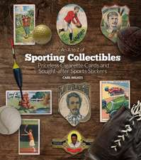 An A to Z of Sporting Collectibles: Priceless Cigarettes Cards and South-After Sports Stickers