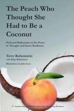 The Peach Who Thought She Had to Be a Coconut