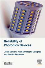 Reliability of Photonics Devices