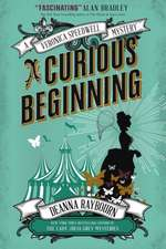 Veronica Speedwell Mystery - A Curious Beginning